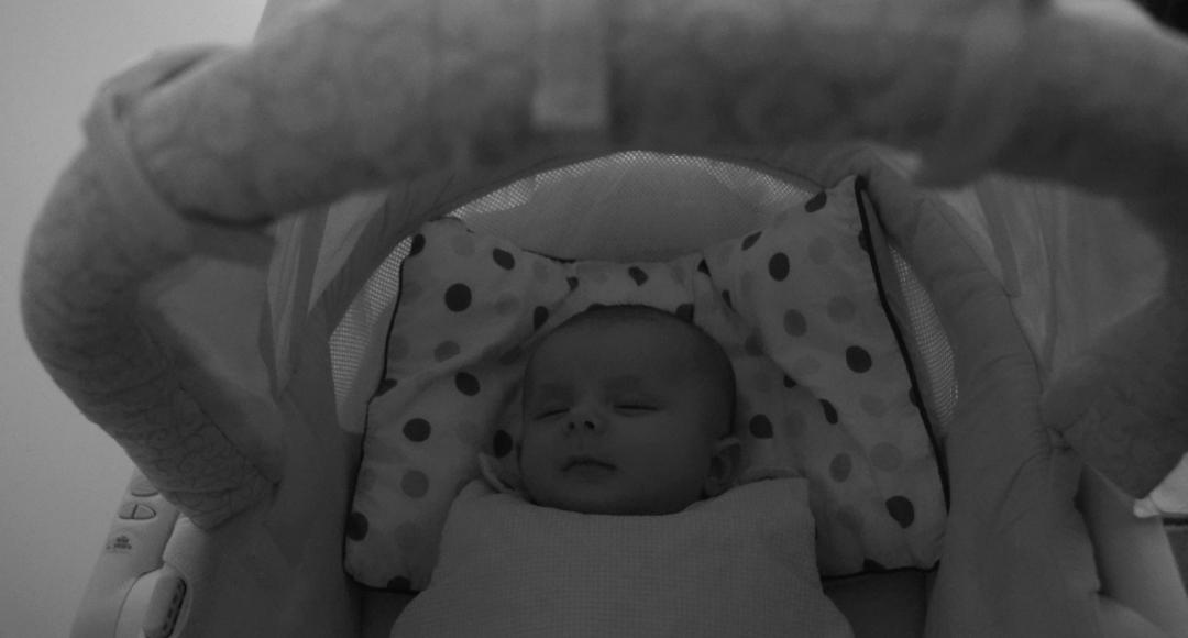 Sen niemowlaka, czyli śnie ukochany, śnie utracony.