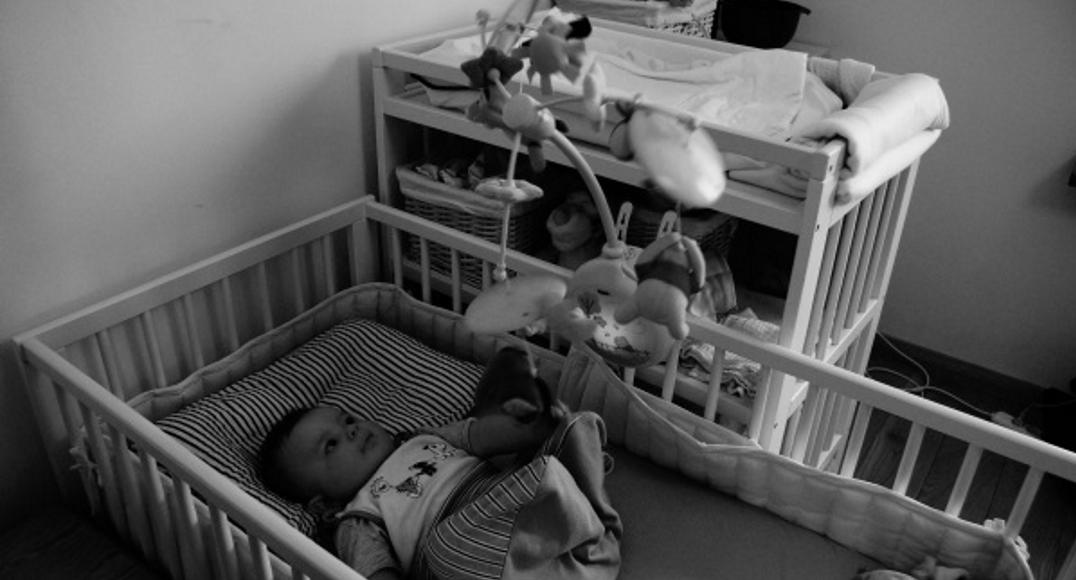 Dziecko wyprowadza się… z pokoju!