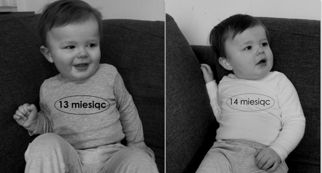 14 miesiąc życia dziecka