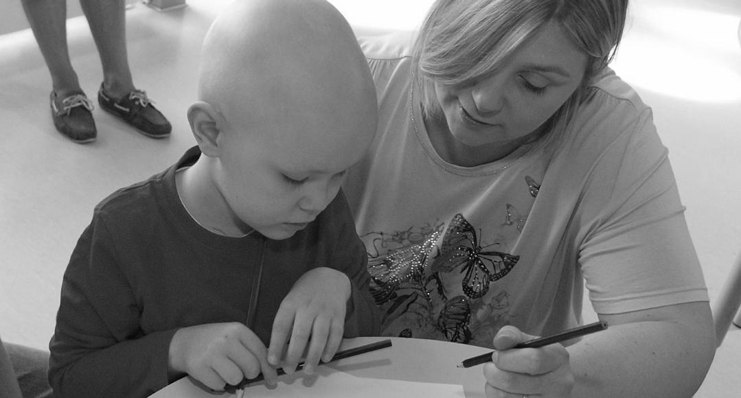 #Wywiad z matką: moje dziecko ma białaczkę.