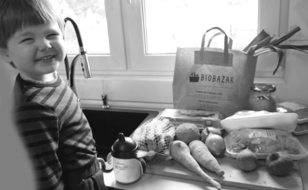 Ekologiczny obiad :: BioBazar Gdańsk.