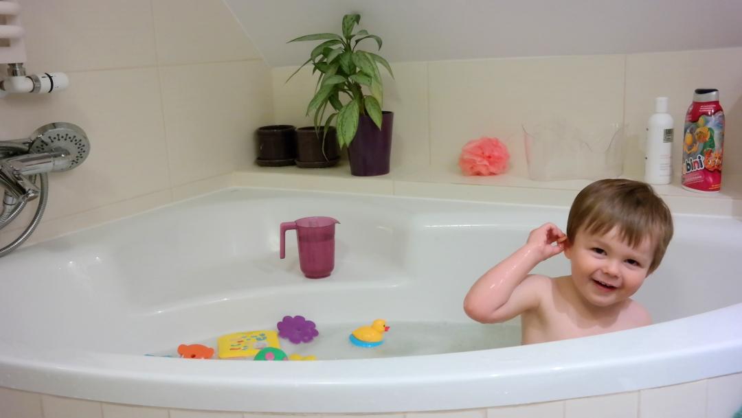 jak często myć dziecko