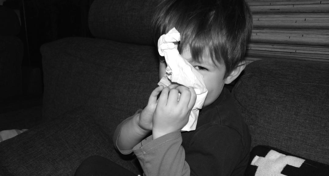 Katar u dziecka – rodzaje i postępowanie.