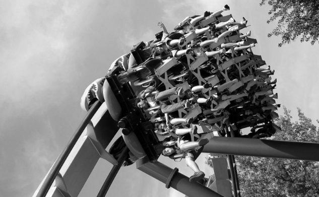 Rodzicielski rollercoaster.