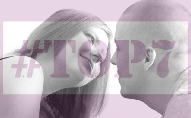 #TOP7: Jak można spędzić Walentynki?
