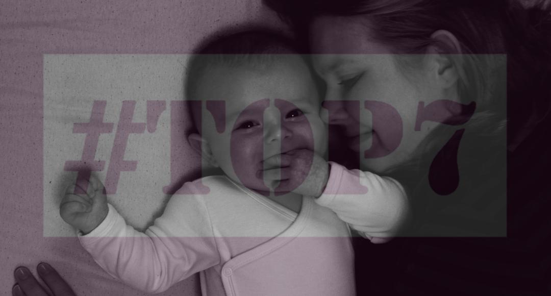 #TOP7: Jak przygotować się do macierzyństwa?