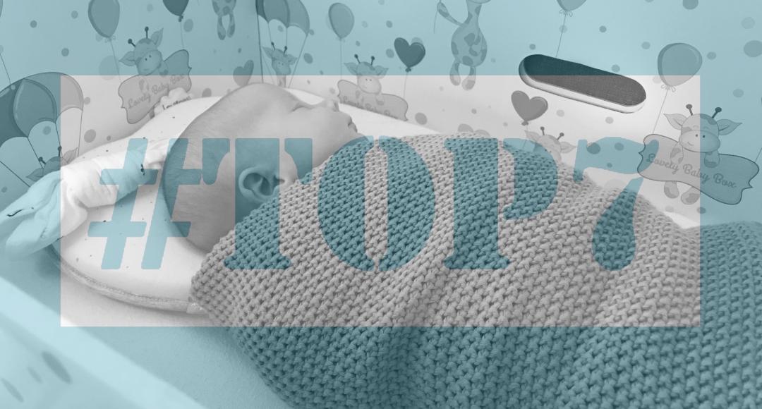 #TOP7: Poporodowe MUST HAVE