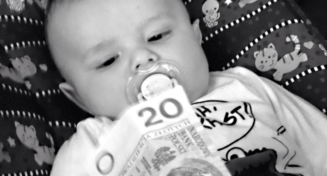 Ile kosztuje dziecko? #1 wydatki w pierwszym półroczu.