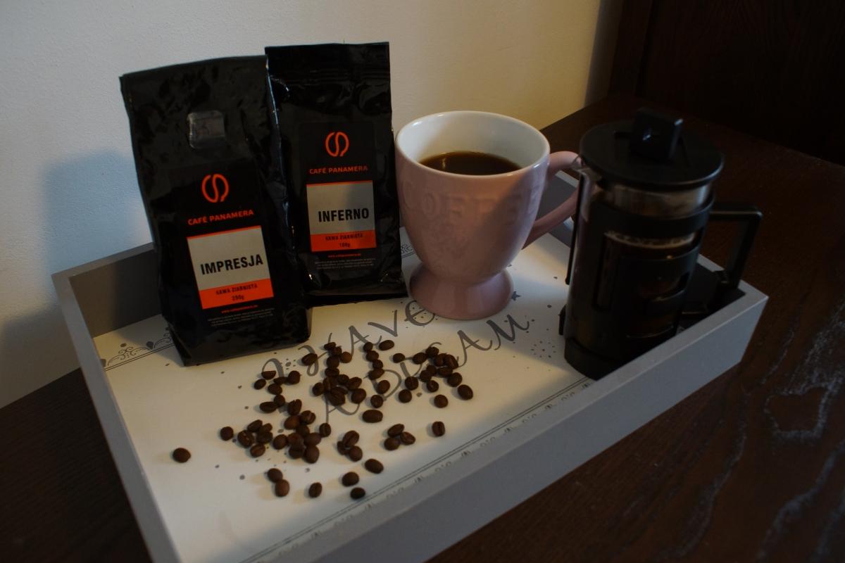Cafe Panamera – dla miłośników kawy.
