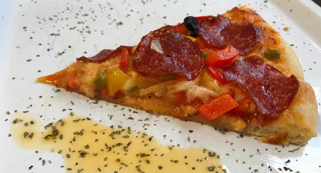 #matkagotuje: Domowa Pizza