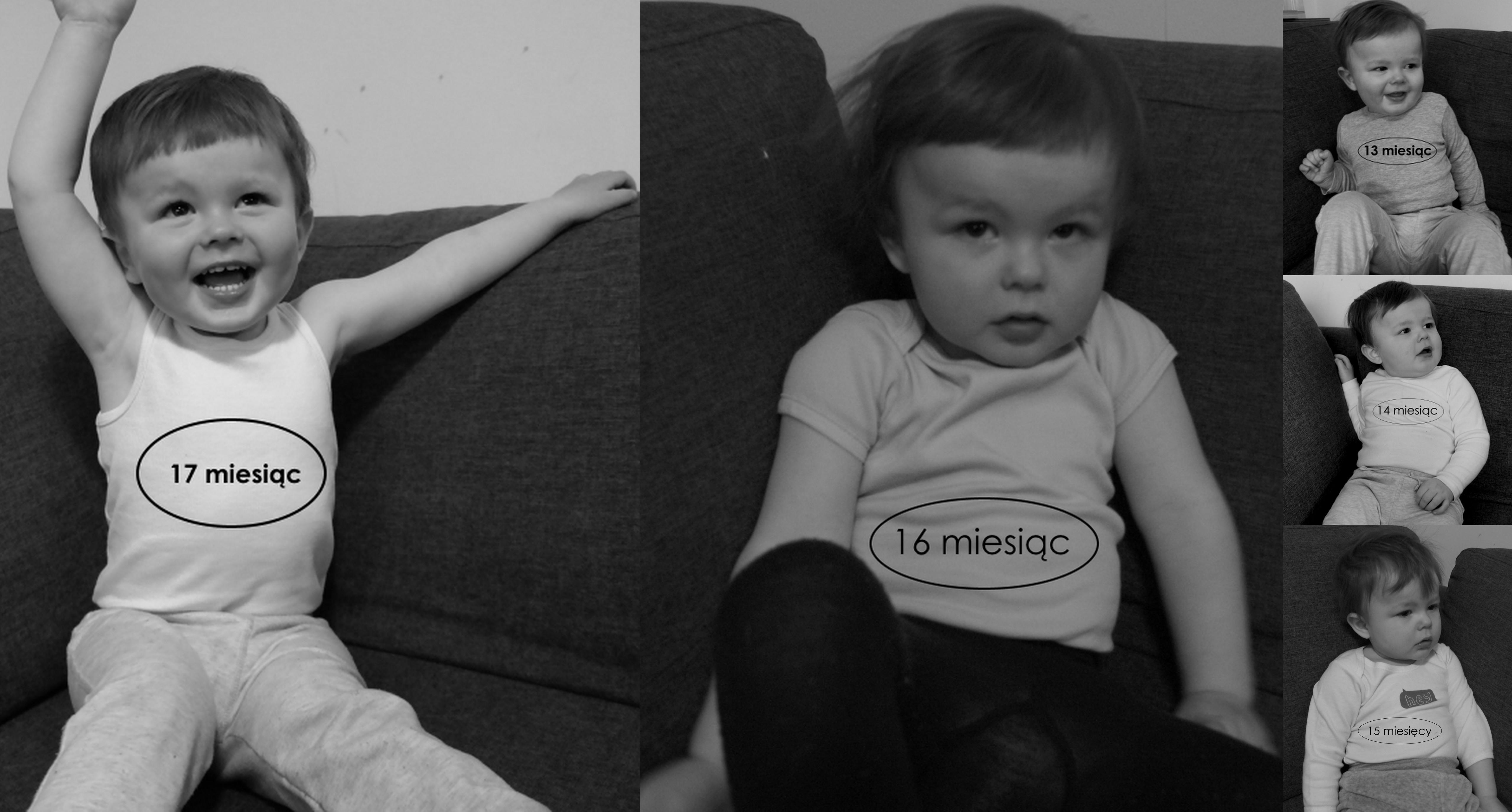 17 miesiąc życia dziecka