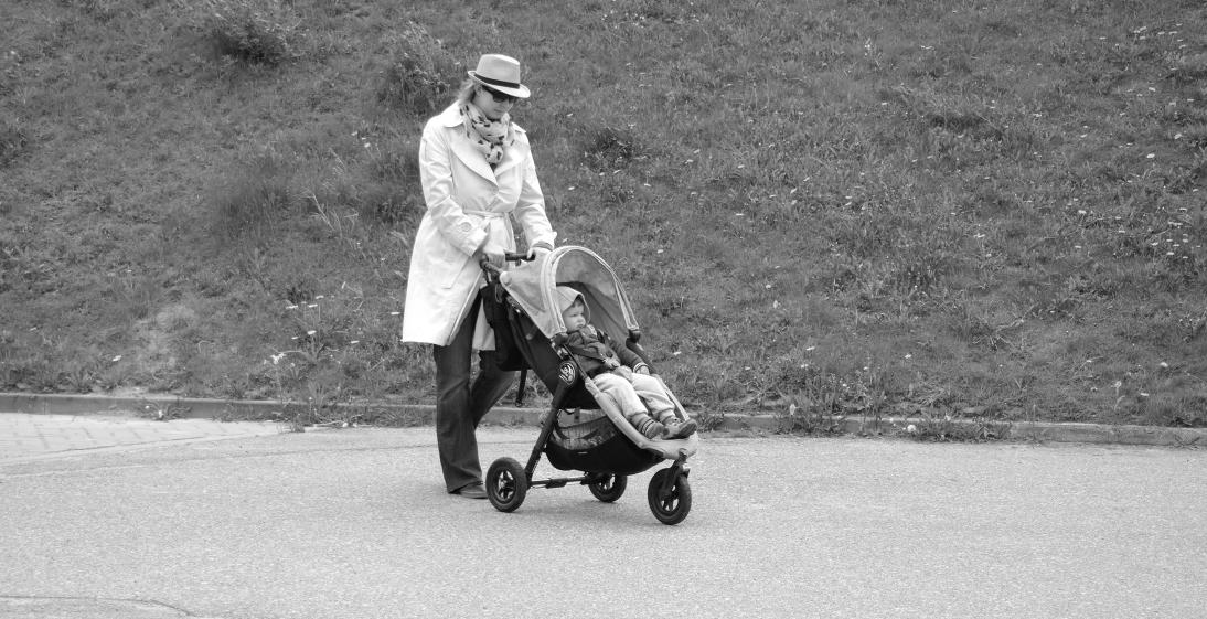 Spacer z dzieckiem. Przyjemność czy obowiązek?