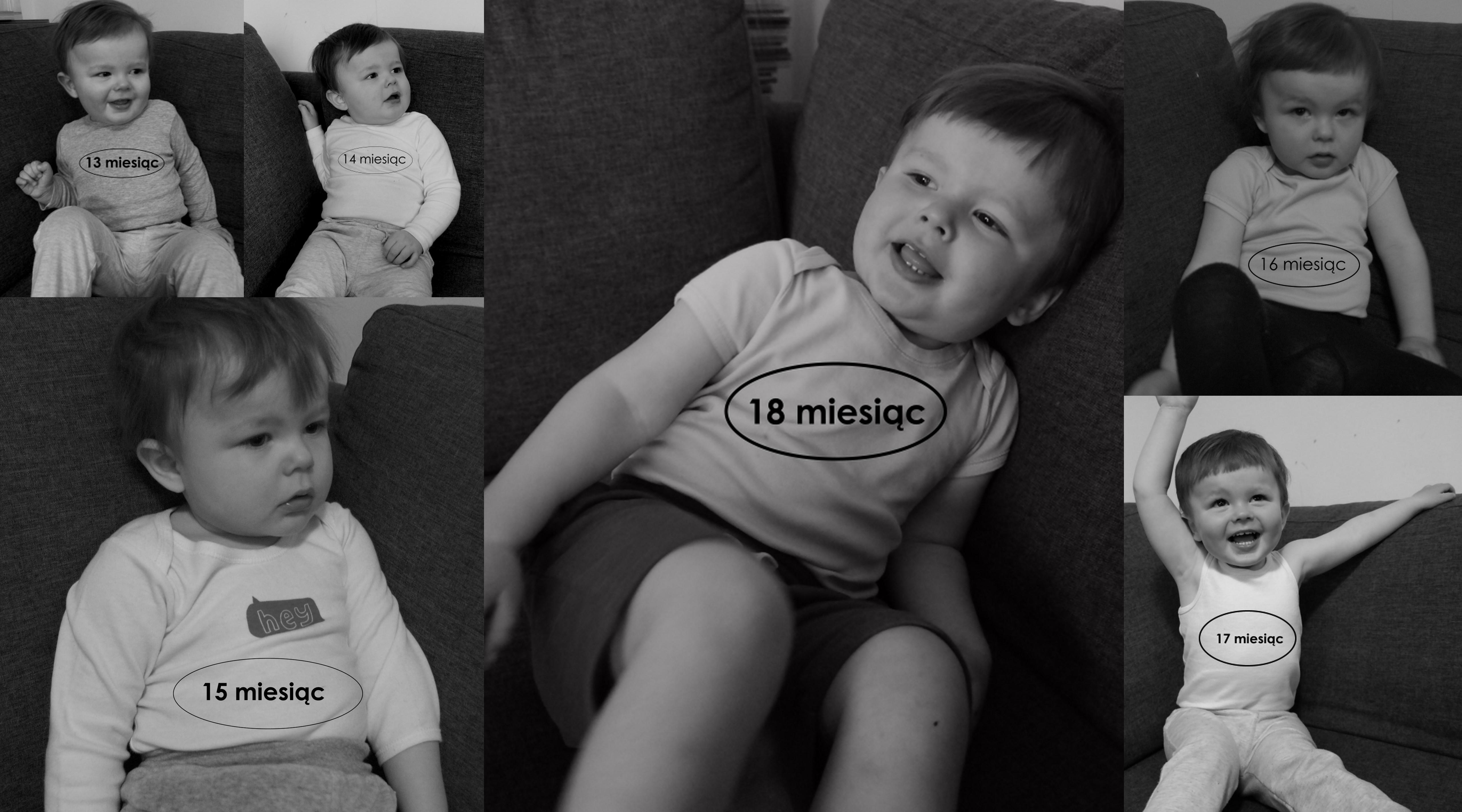 18 miesiąc życia dziecka