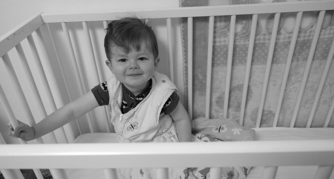 Kryzys dziecka po 18 miesiącu, czyli nie śpimy.
