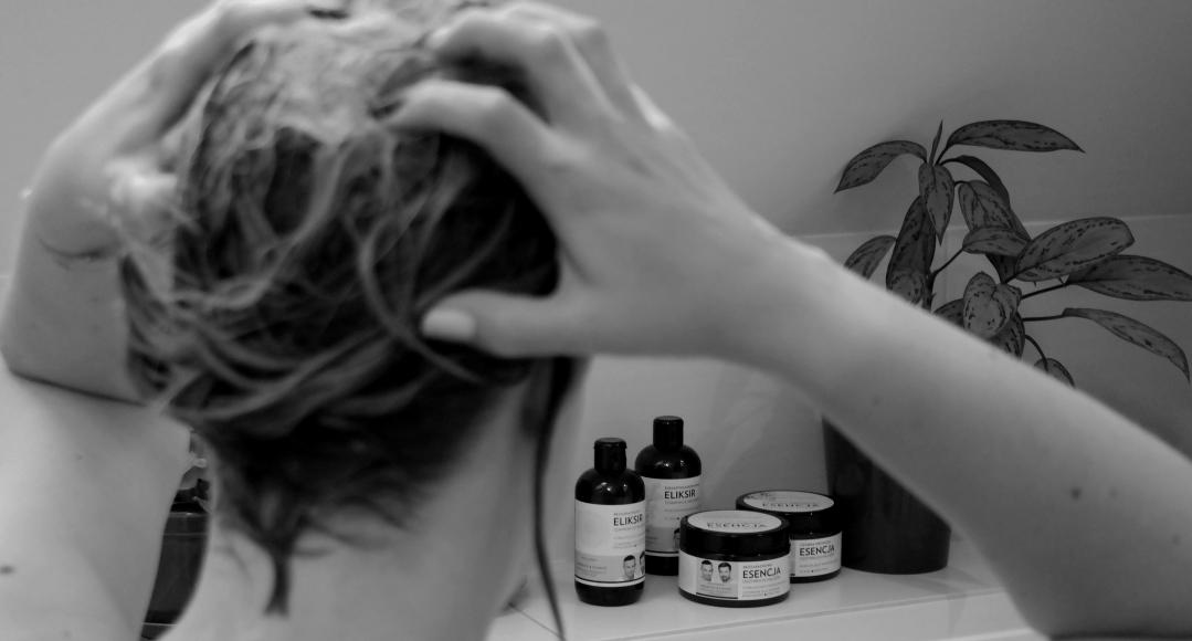 jak dbać o włosy w ciąży