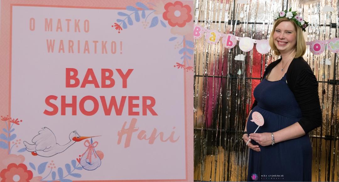 Mój Baby Shower – relacja i zdjęcia!