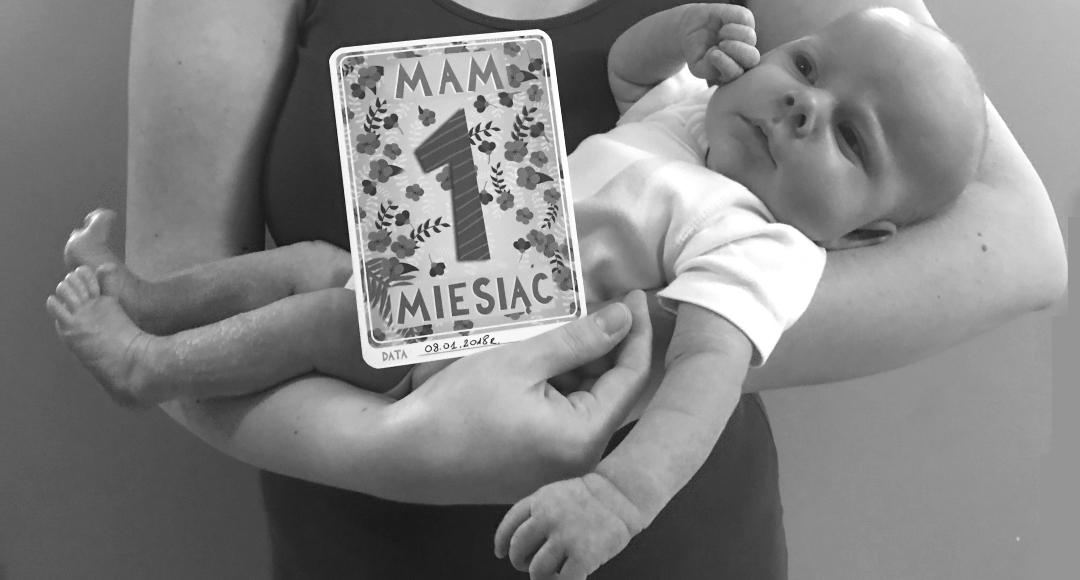 1 miesiąc życia dziecka. VOL.2