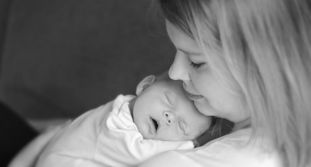 Pierwsze tygodnie macierzyństwa.