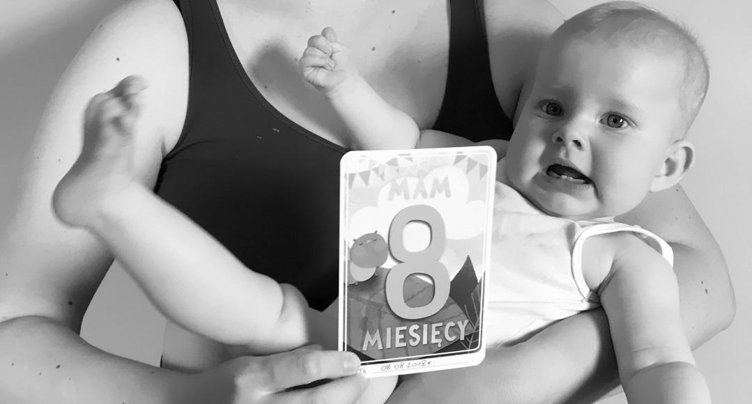 8 miesiąc życia dziecka. Vol. 2