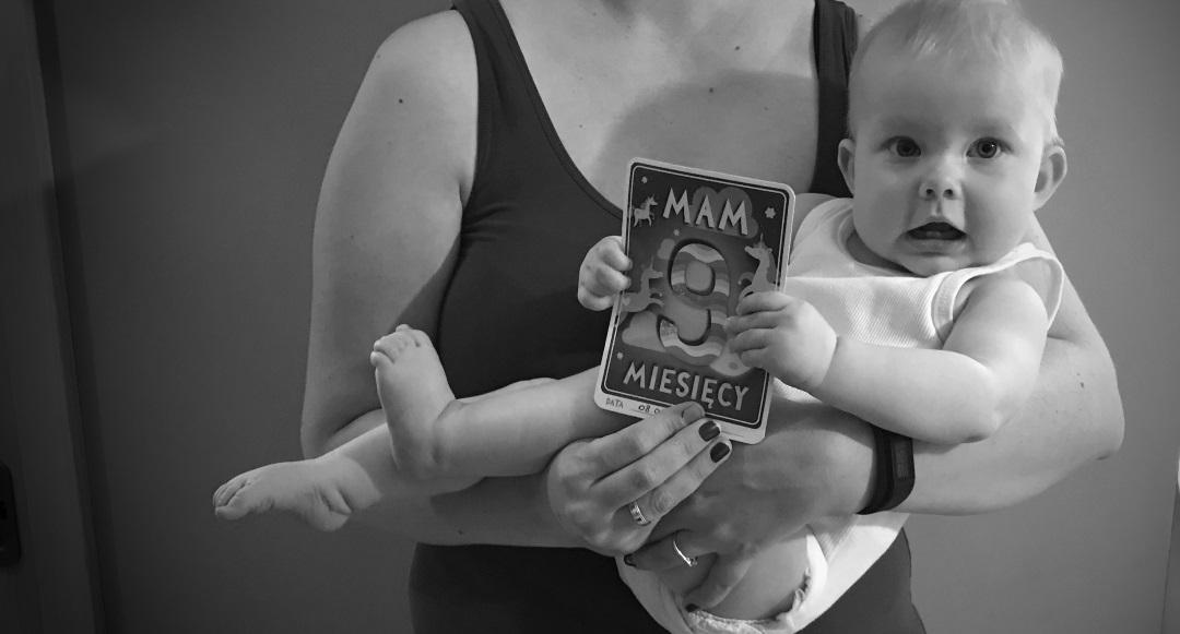 9 miesiąc życia dziecka. Vol.2