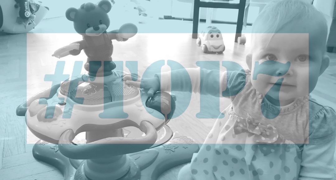 #TOP7: Ulubione zabawki Żabci #1 (10 miesięcy)