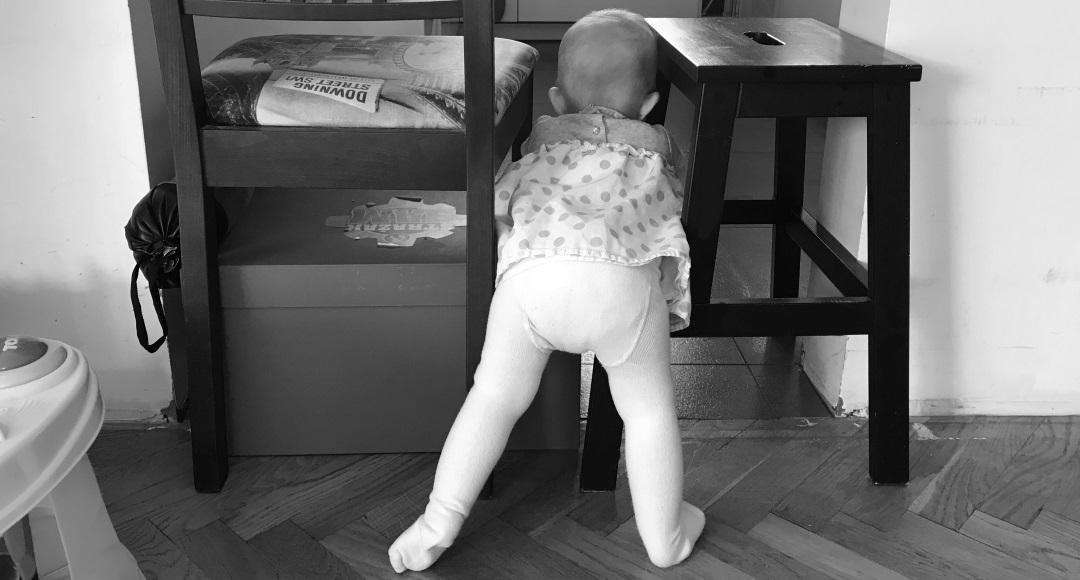 Etapy rozwoju niemowlaka (PŻPS).