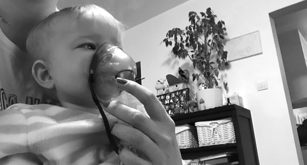Jak inhalować dziecko.